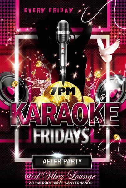 Kareoke Fridays