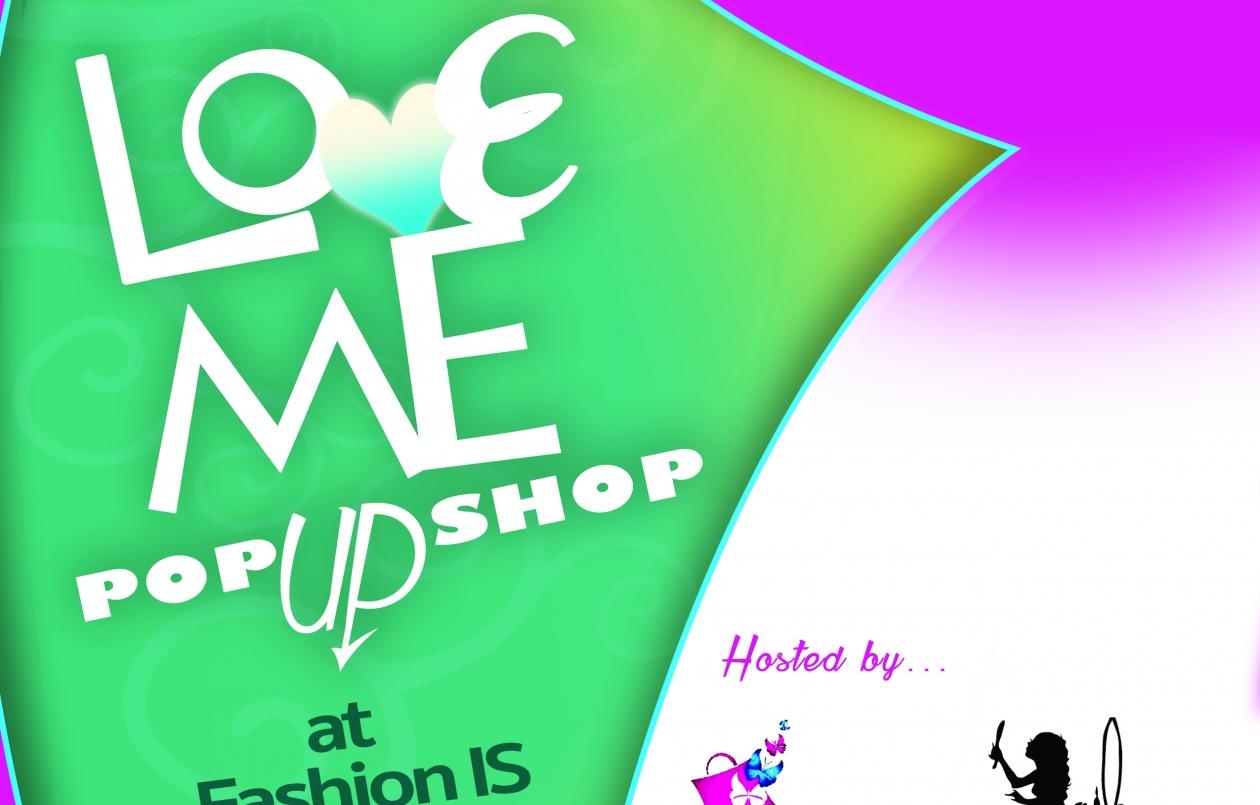 Love Me Pop Up Shop