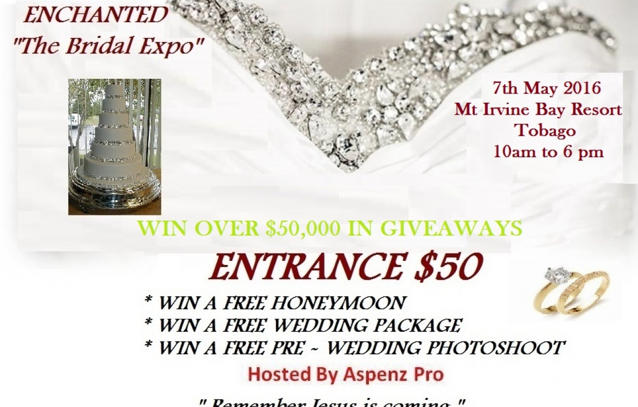 Tobago Enchanted Bridal Expo