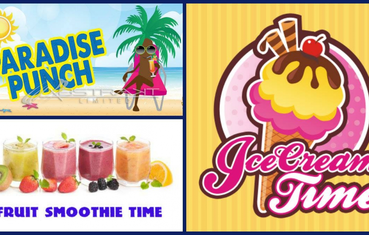 Introducing Paradise Fruit Smoothie & Ice Cream Milkshakes