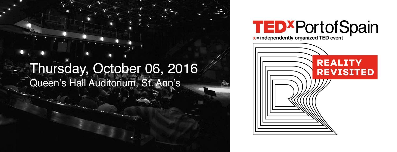 TEDxPortofSpain 2016
