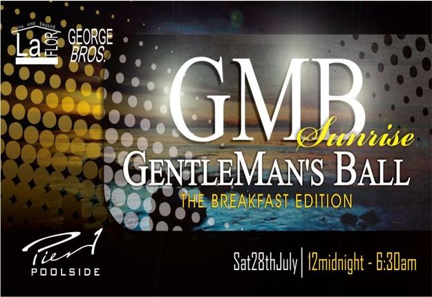 Gentleman's Ball: Sunrise The Breakfast Edition