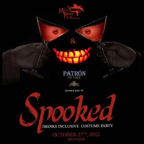 Spooked 2012: The Ultimate Costume Party