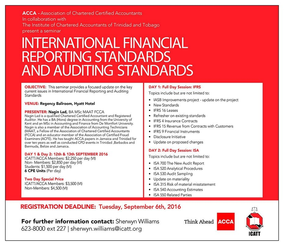 international financial reporting standards and accounting Comments or suggestions regarding this publication should be sent to: alex fisher, cpa, ca principal, international financial reporting standards.