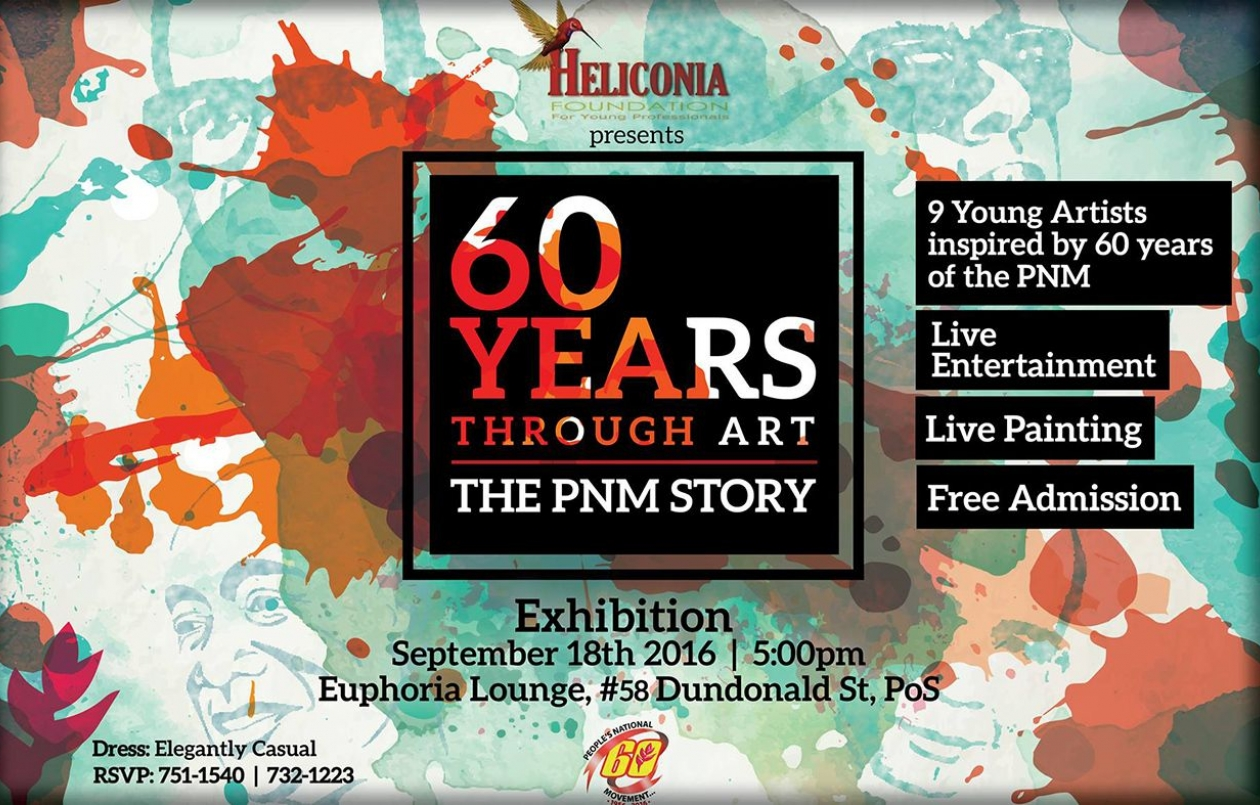 60 Years Through Art - The PNM Story
