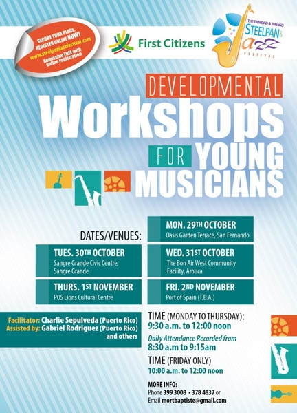 First Citizens Developmental Workshops for Young Musicians