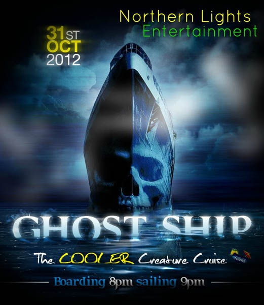 Ghost Ship - The Creature Cruise