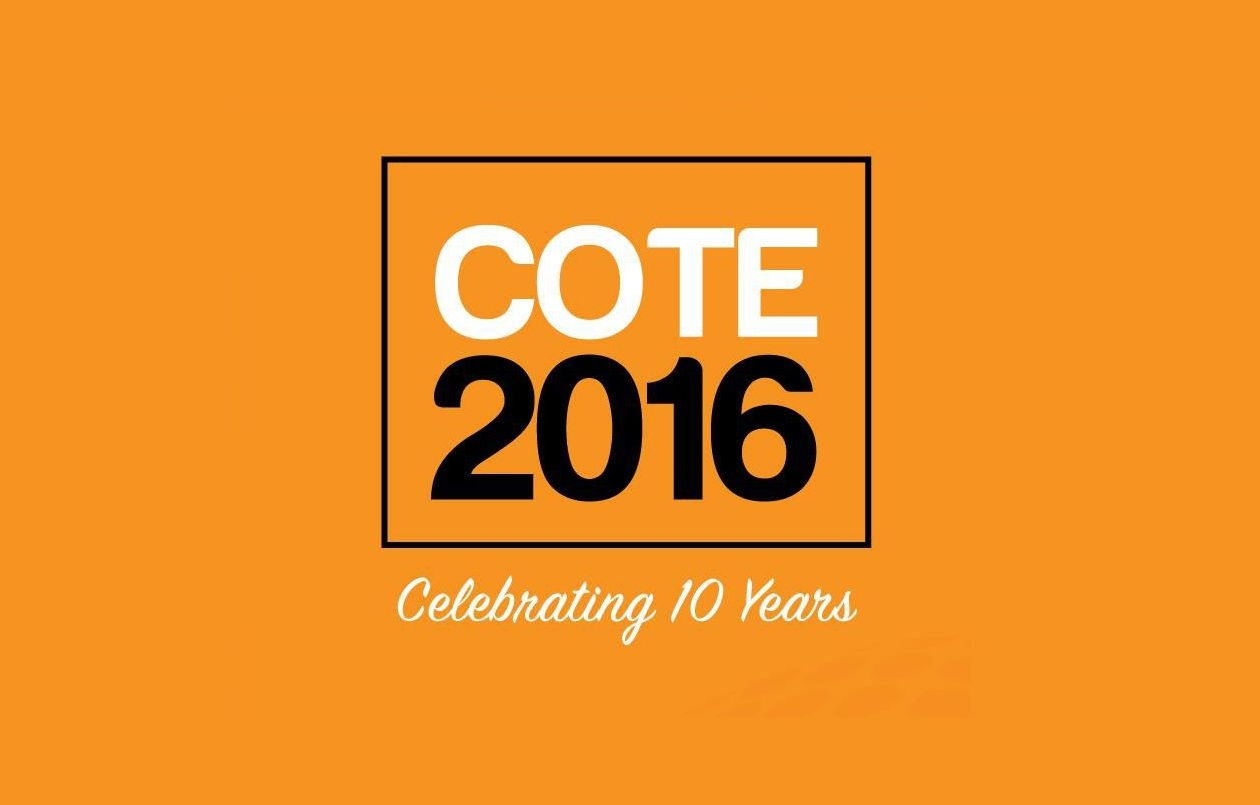 Conference on the Economy (COTE) 2016