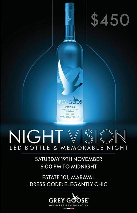 Grey Goose Night Vision