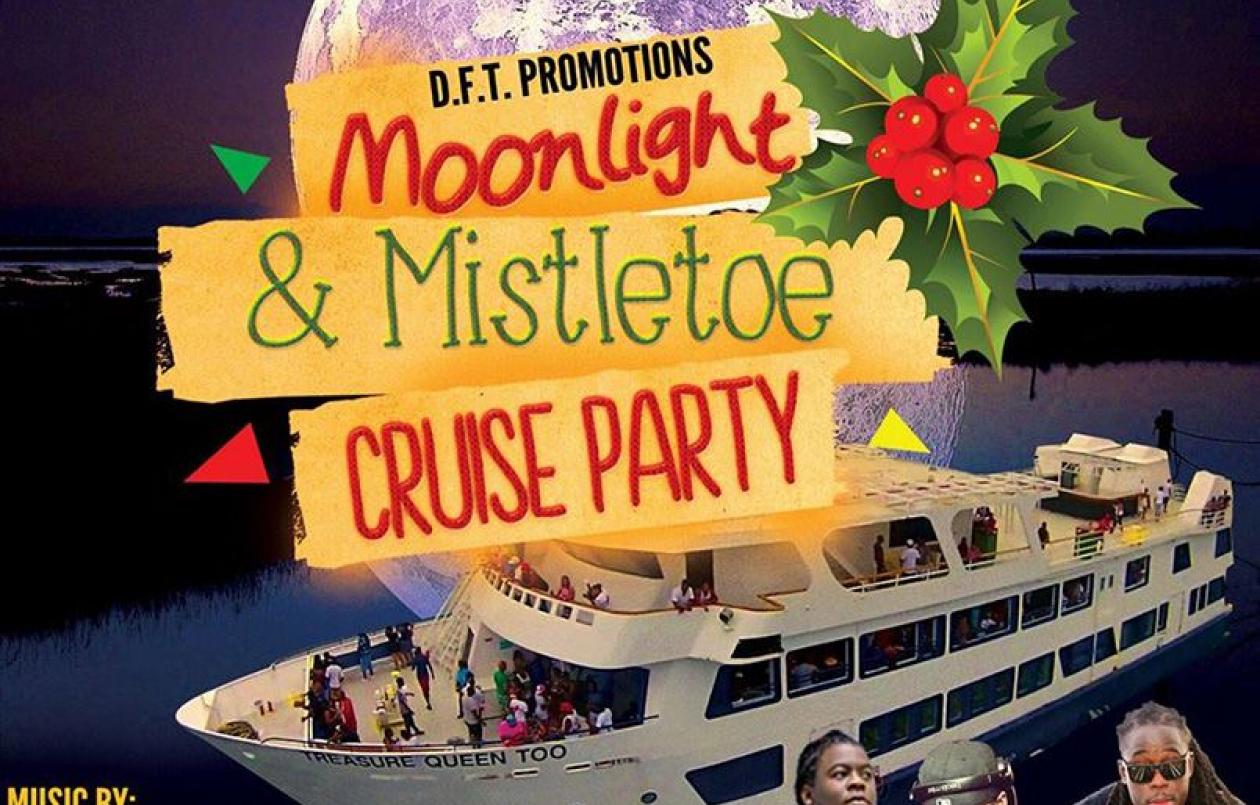 moonlight and mistletoe christmas party birmingham