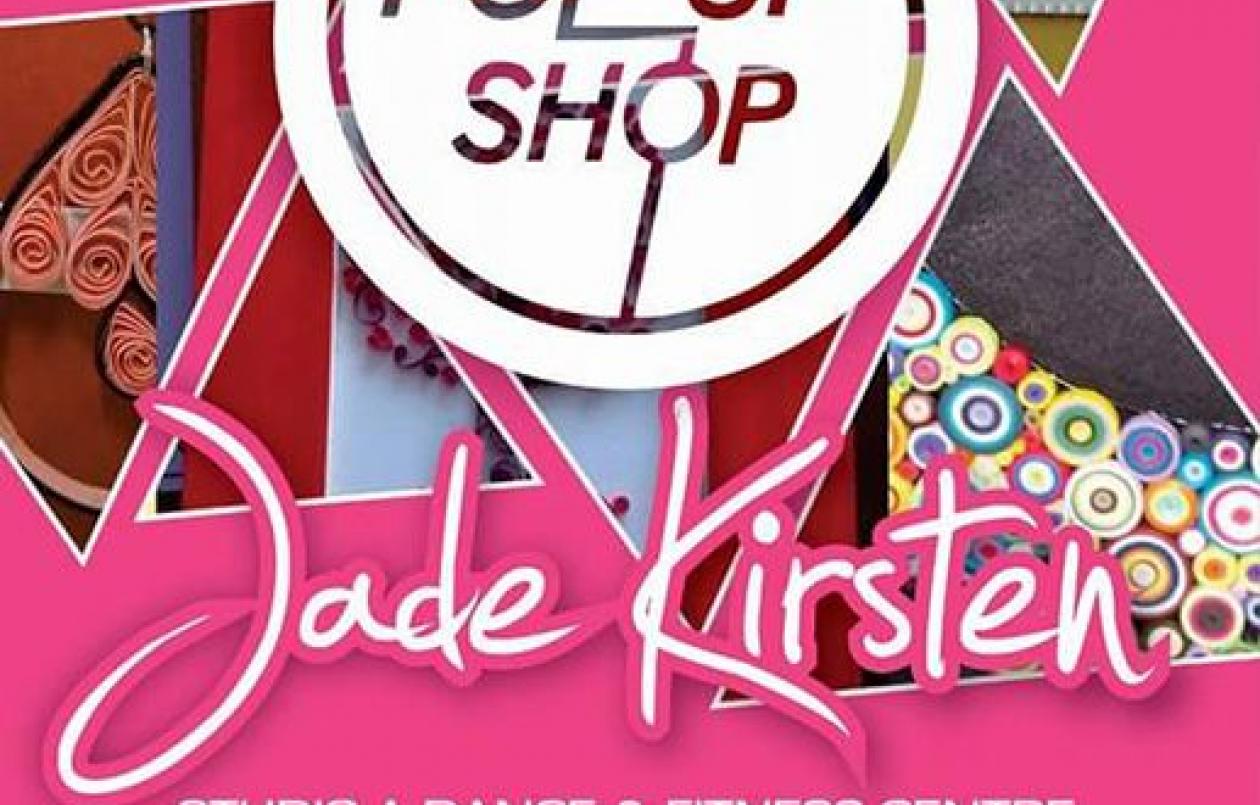 Jade Kirsten Pop Up Shop