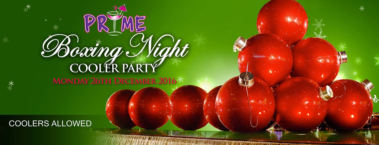 Prime Boxing Night Party ID 19467