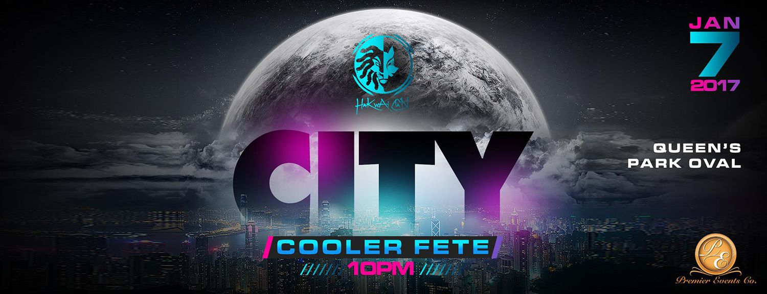City - Cooler Fete
