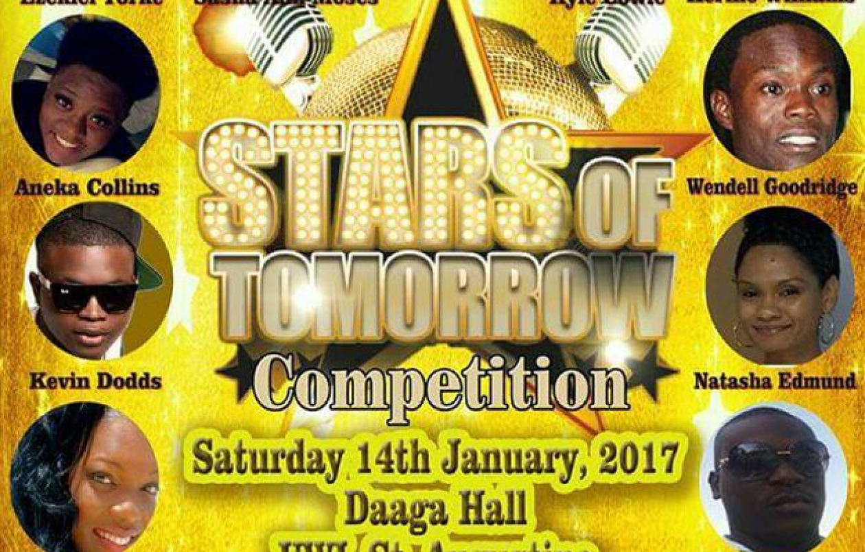 Stars Of Tomorrow Competition