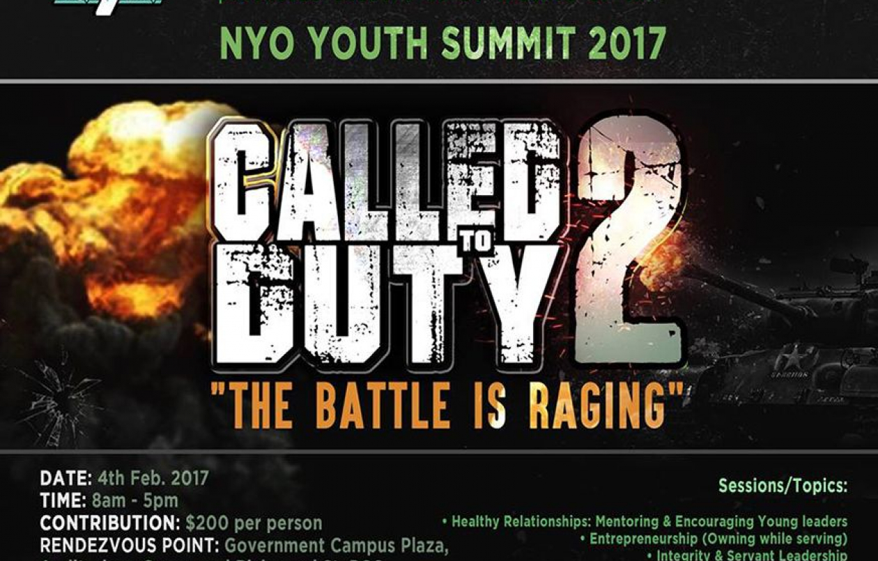 Called to DUTY 2 | NYO Youth Summit '17