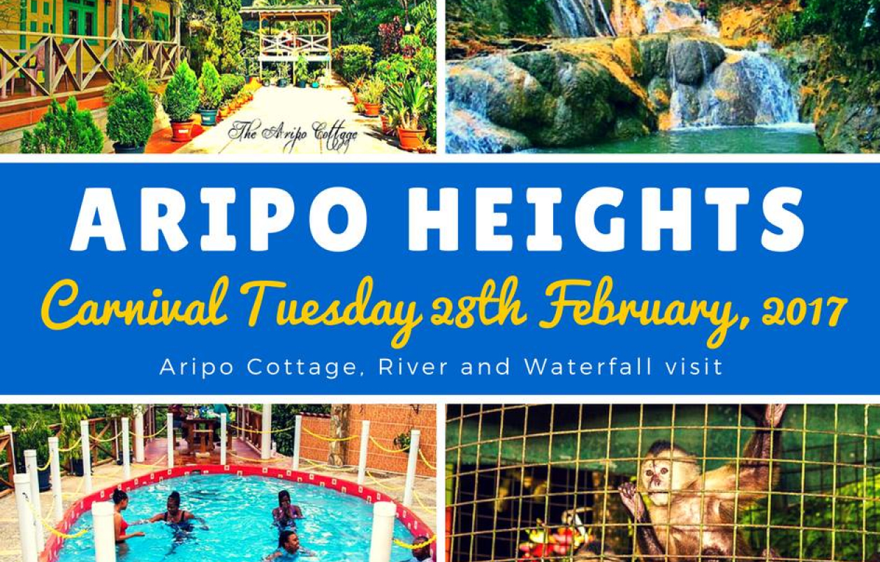 Aripo Heights Getaway Carnival Tuesday