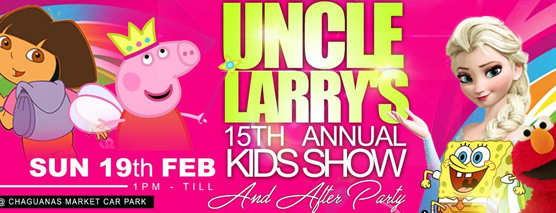 Uncle Larry's Kids Show 2017
