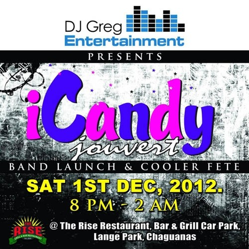 I Candy J'Ouvert 2013 Band Launch & Cooler Fete