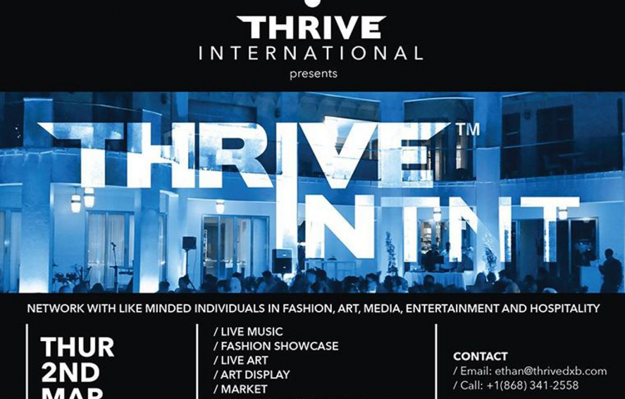 ThriveIN™ TNT Creative Industry Networking Event 2017