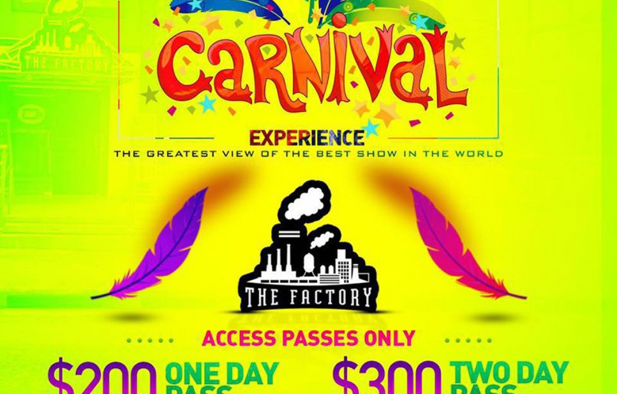 The Factory Carnival Viewing Experience