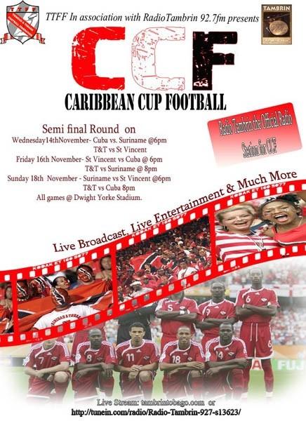 Caribbean Cup Football Union