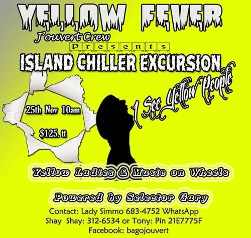 Island Chiller Excursion
