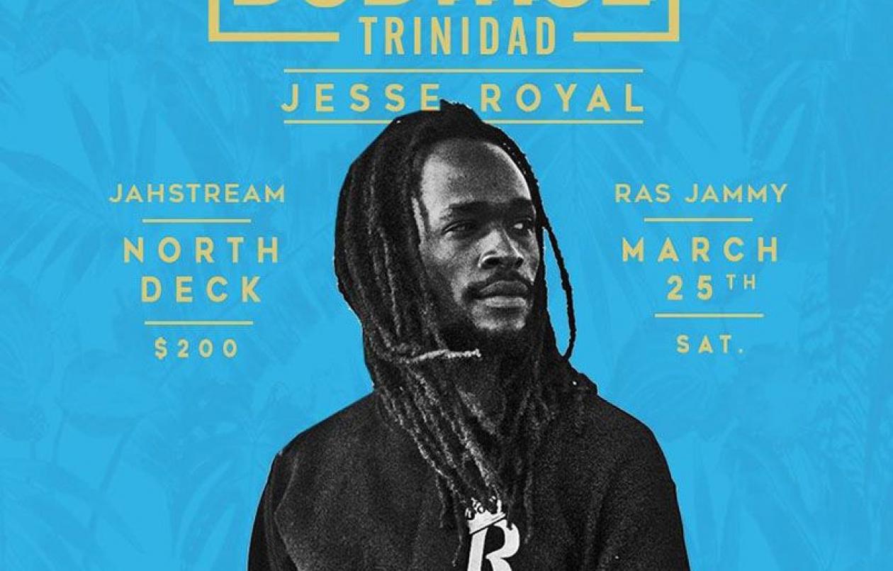 Dubwise Trinidad - Jesse Royal