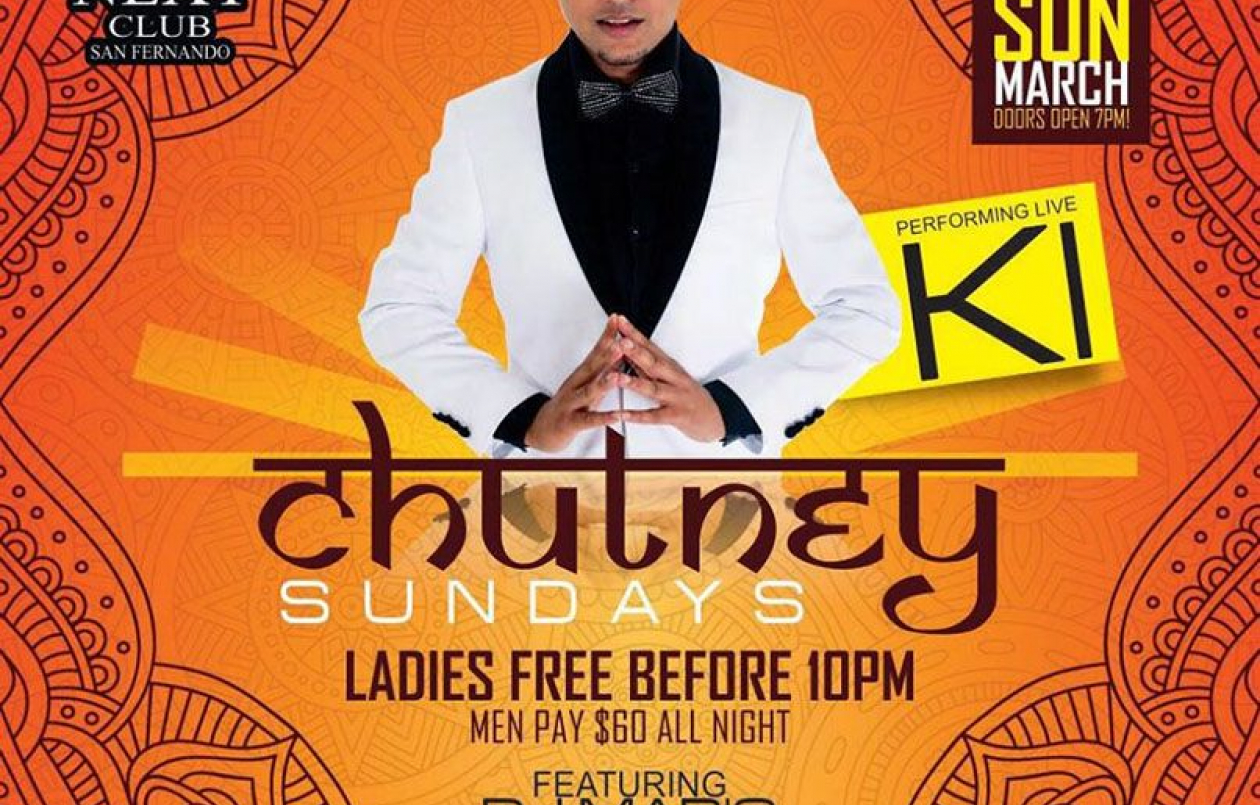 Chutney Sundays Ft. KI
