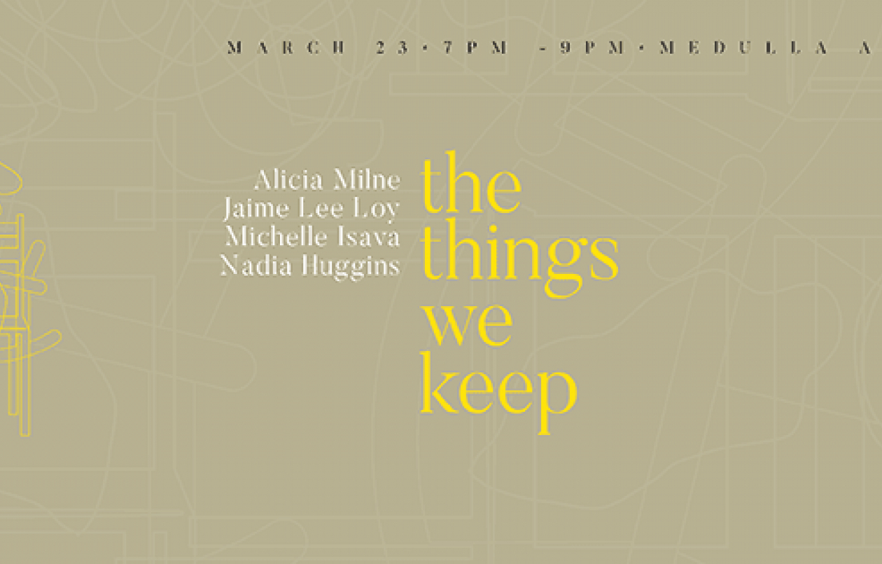 The Things We Keep - Group Show