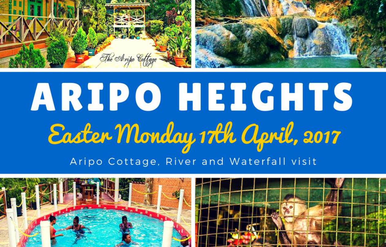 Aripo Heights Getaway Easter Monday 2017