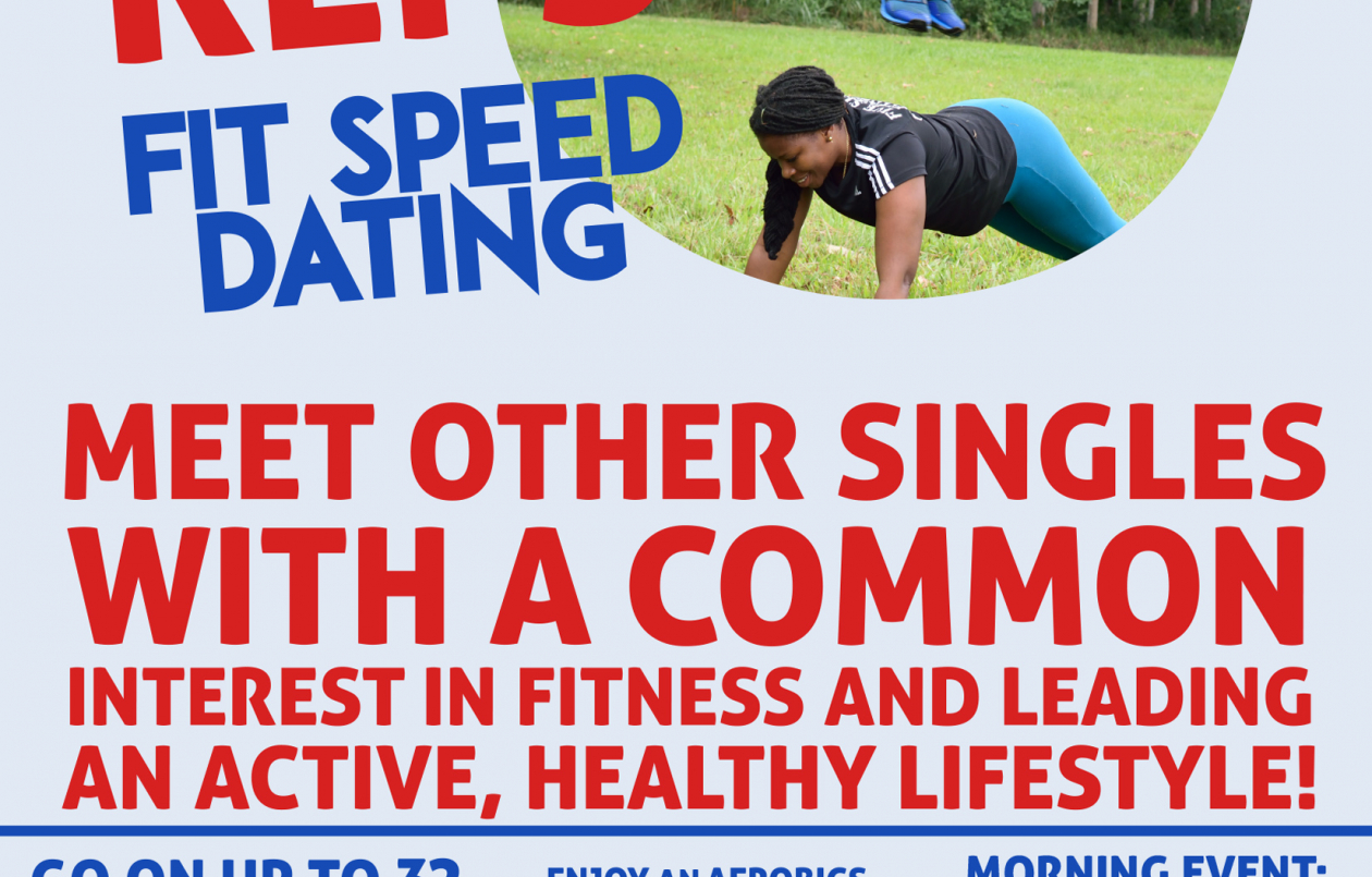 Love Sweat and Reps- Fit Speed Dating