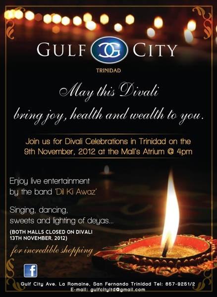 Gulf City Mall Divali Celebrations
