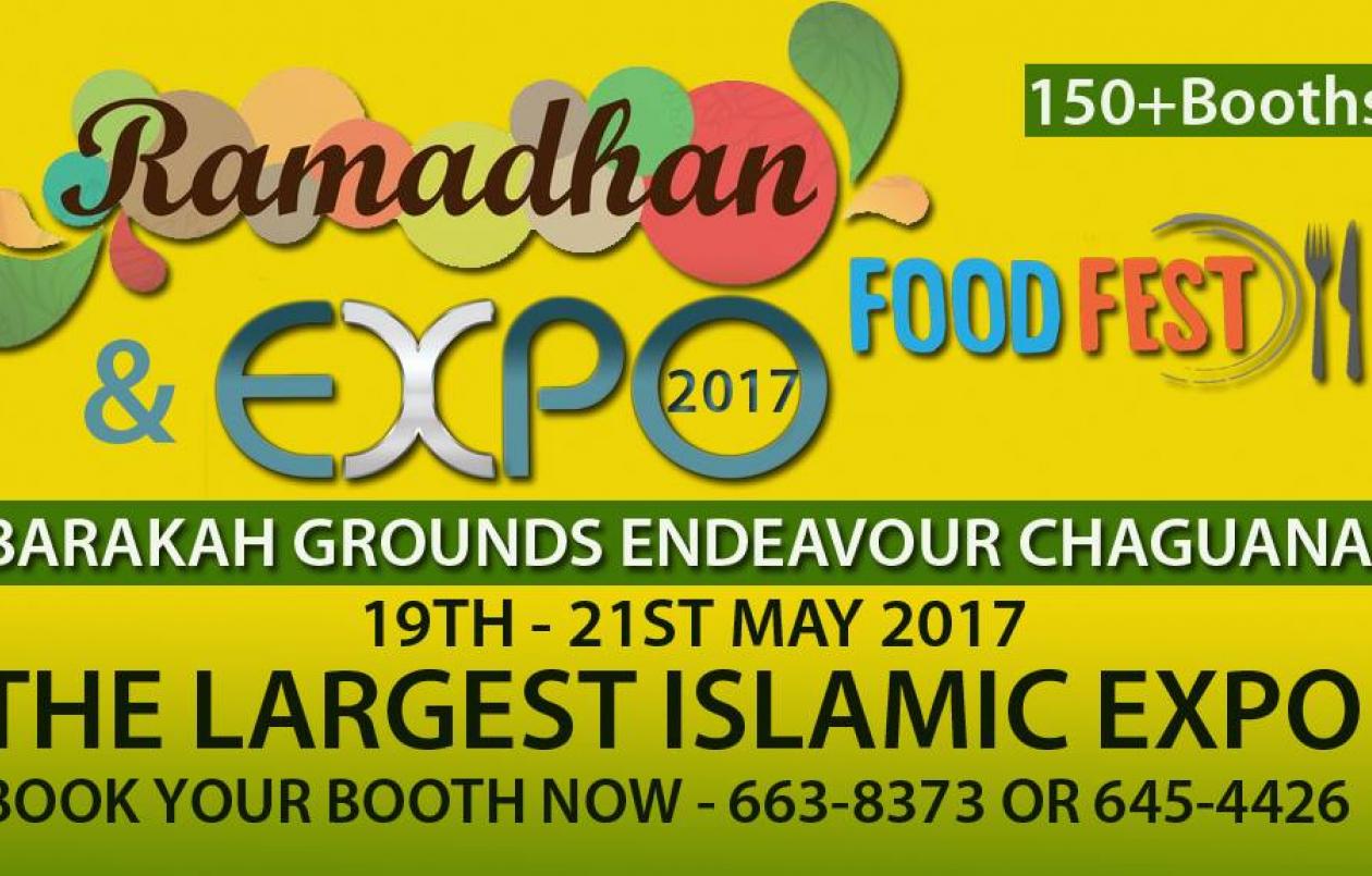 Ramadhan Food Fest & iExpo 2017