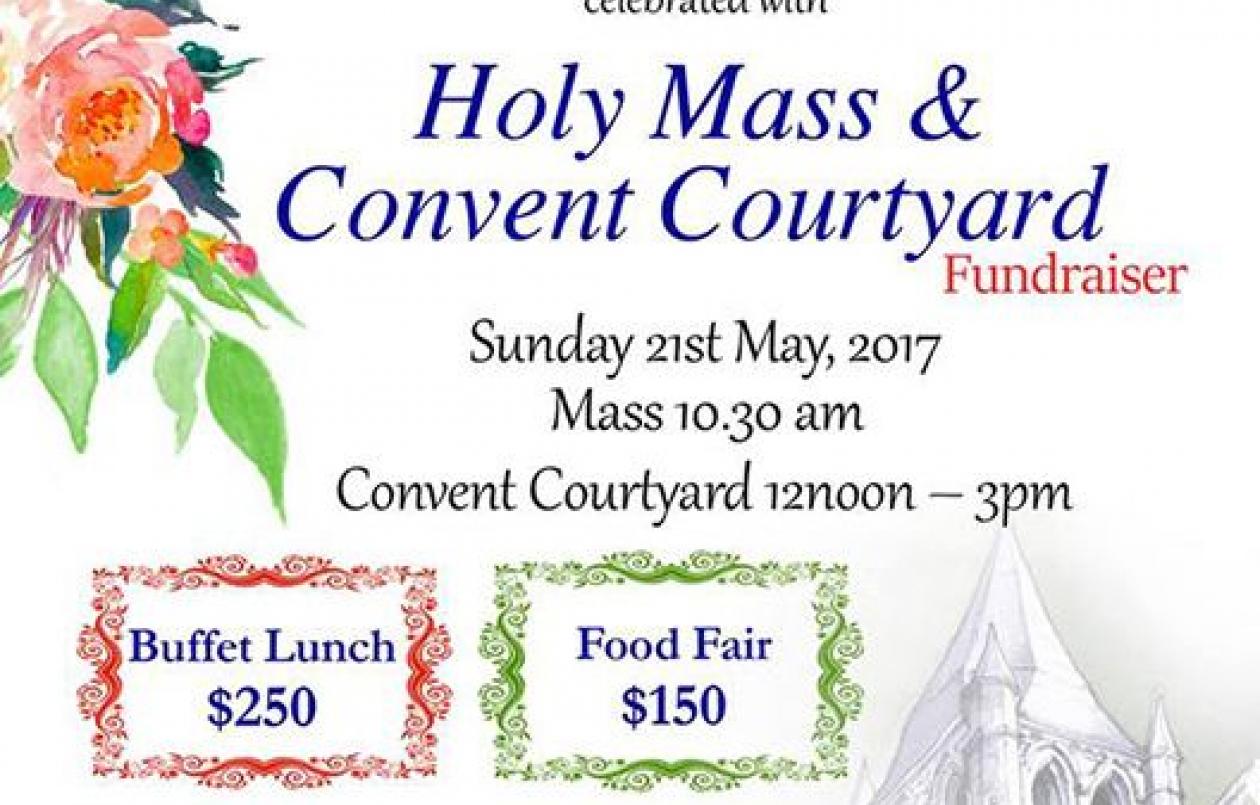 SJC PPA Convent Courtyard Reunion Fundraiser