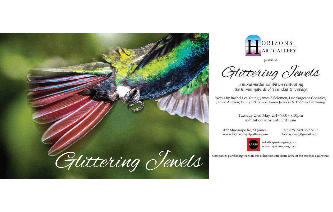 Glittering Jewels Exhibition