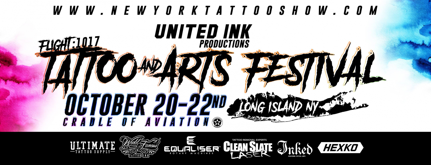 Flight 1017 Tattoo and Arts Festival