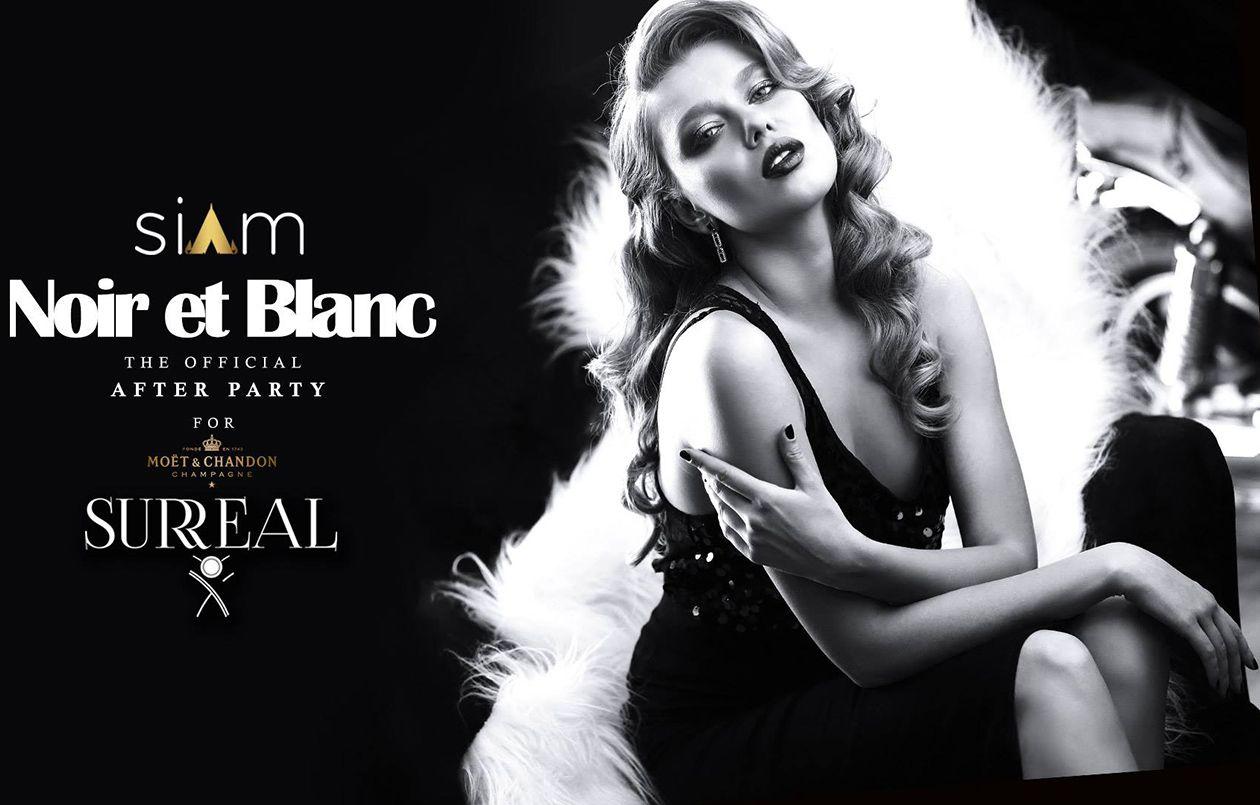 Noir et Blanc the Surreal After Party