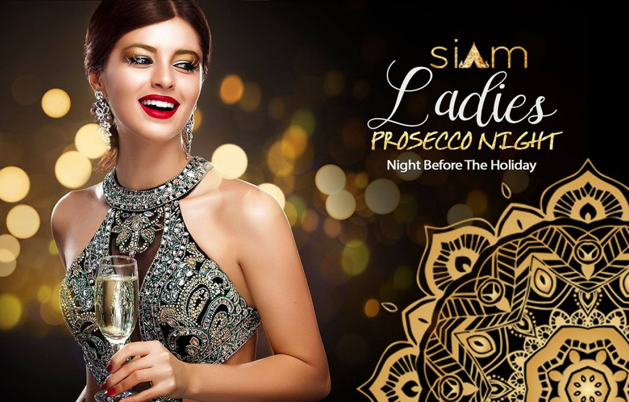 Siam Ladies Prosecco Night
