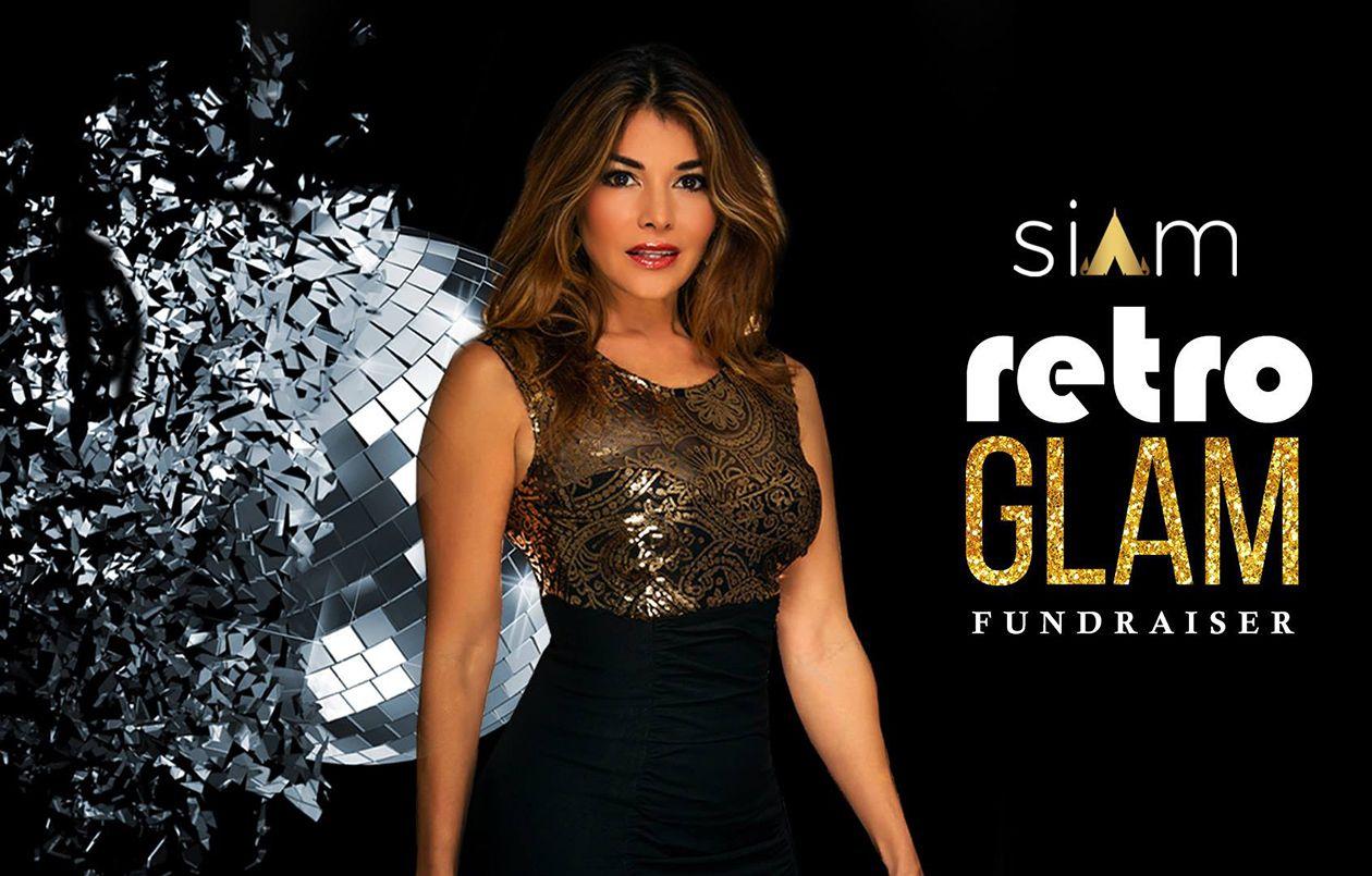 Siam Retro Glam Charity Event