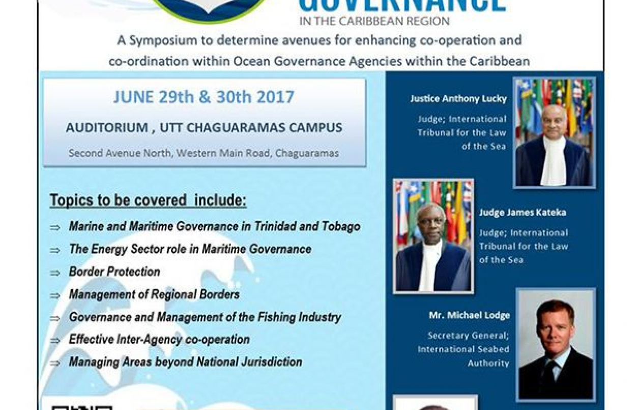 Enhancing Ocean Governance in the Caribbean Region