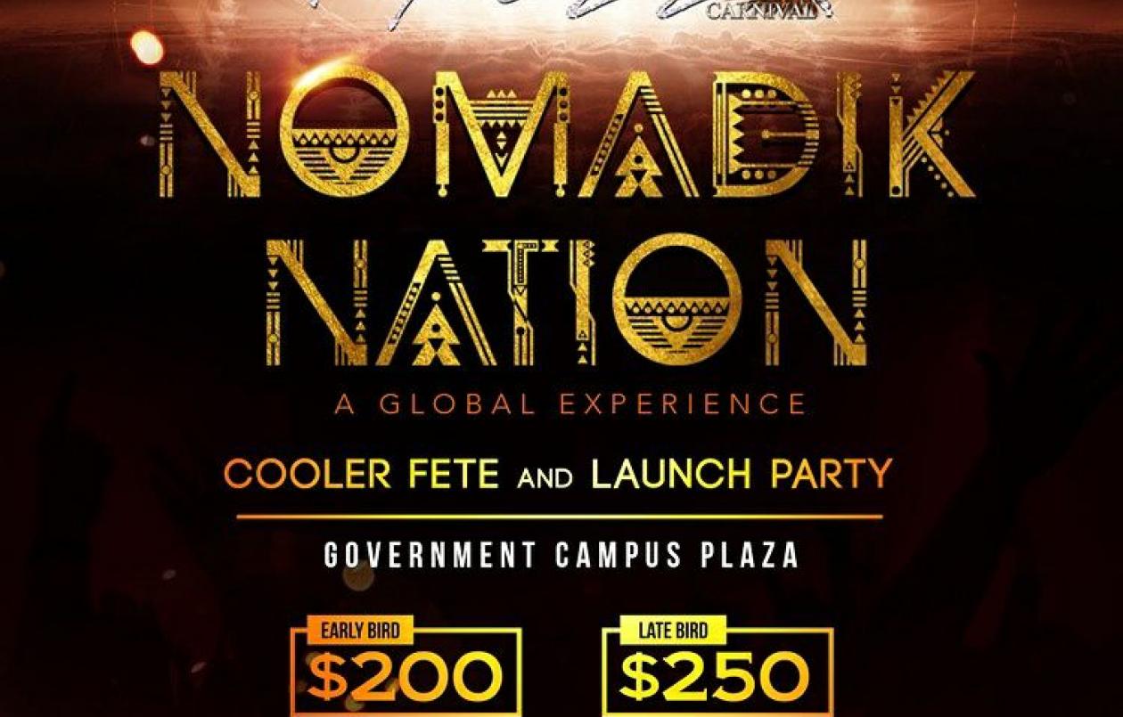 Paparazzi Carnival Band Launch 2018: Nomadik Nation