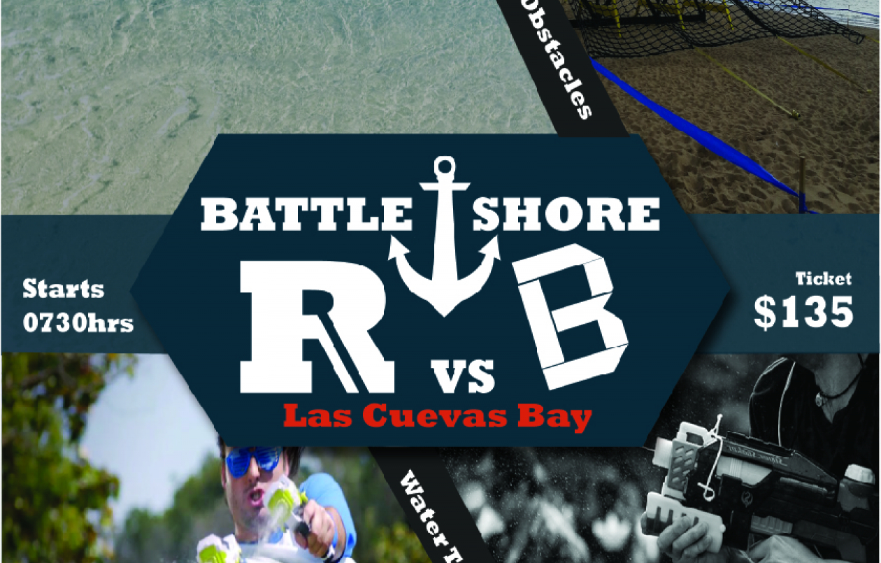 BattleShore: Ridge vs Blue