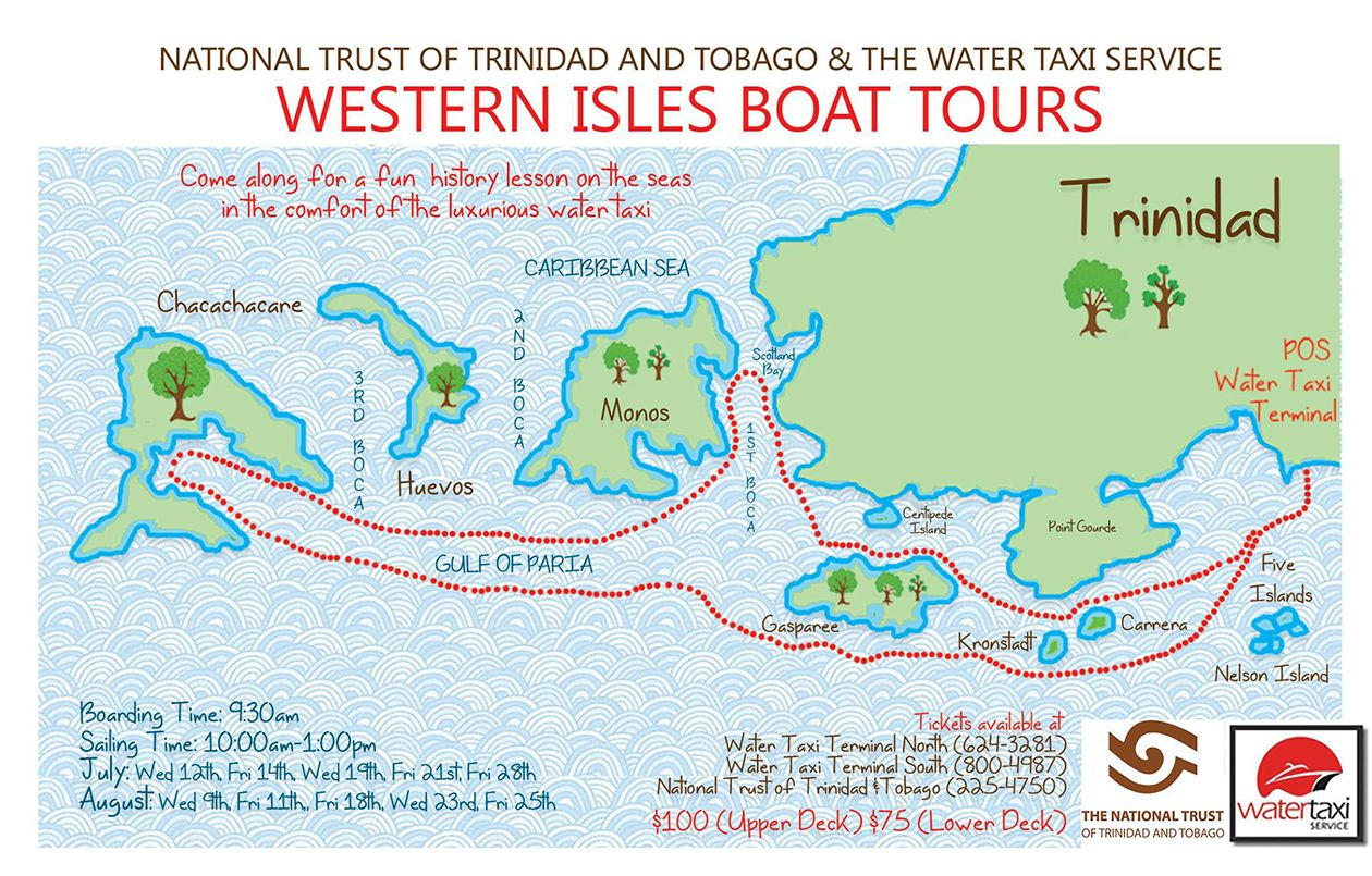 Western Isles Boat Tours - July/August 2017
