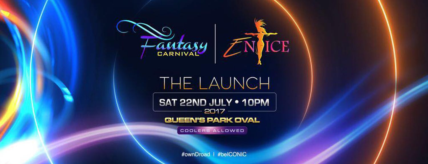 Fantasy Carnival & Entice Carnival Band Launch 2018