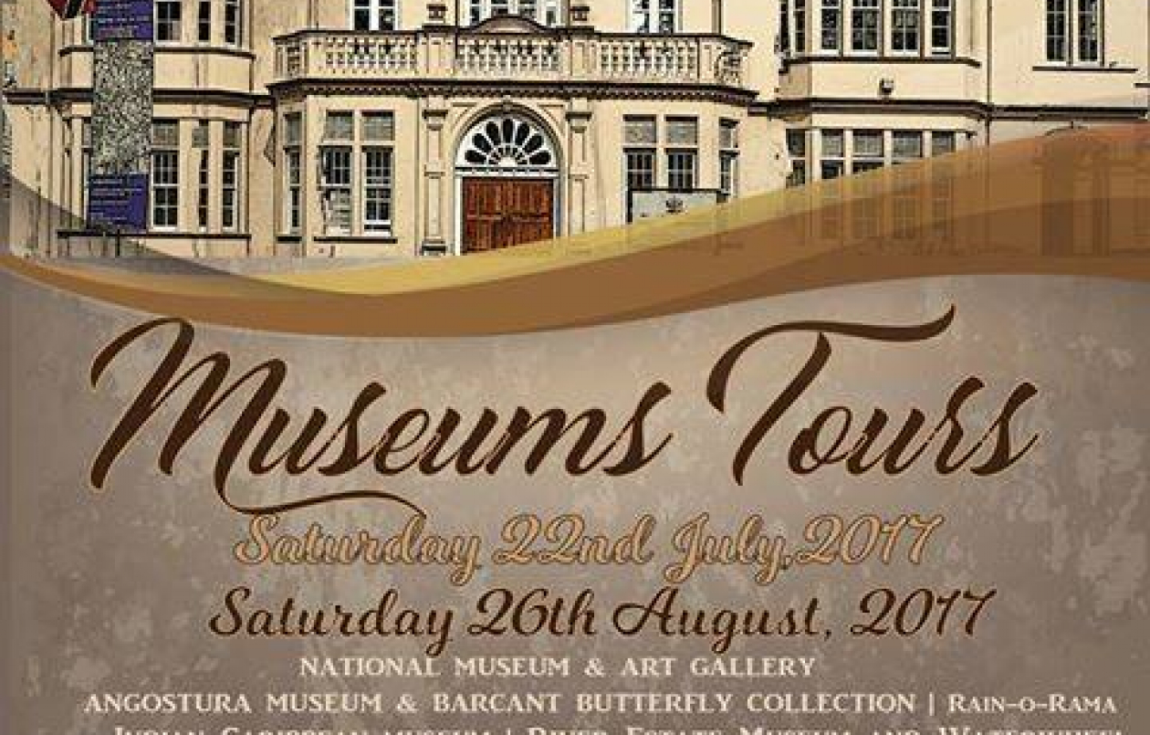Museums Tours - August 2017