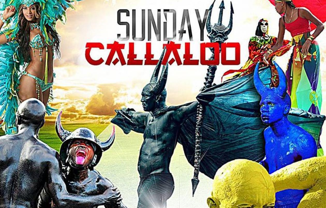 Great Fete Weekend 2017: Sunday Callaloo