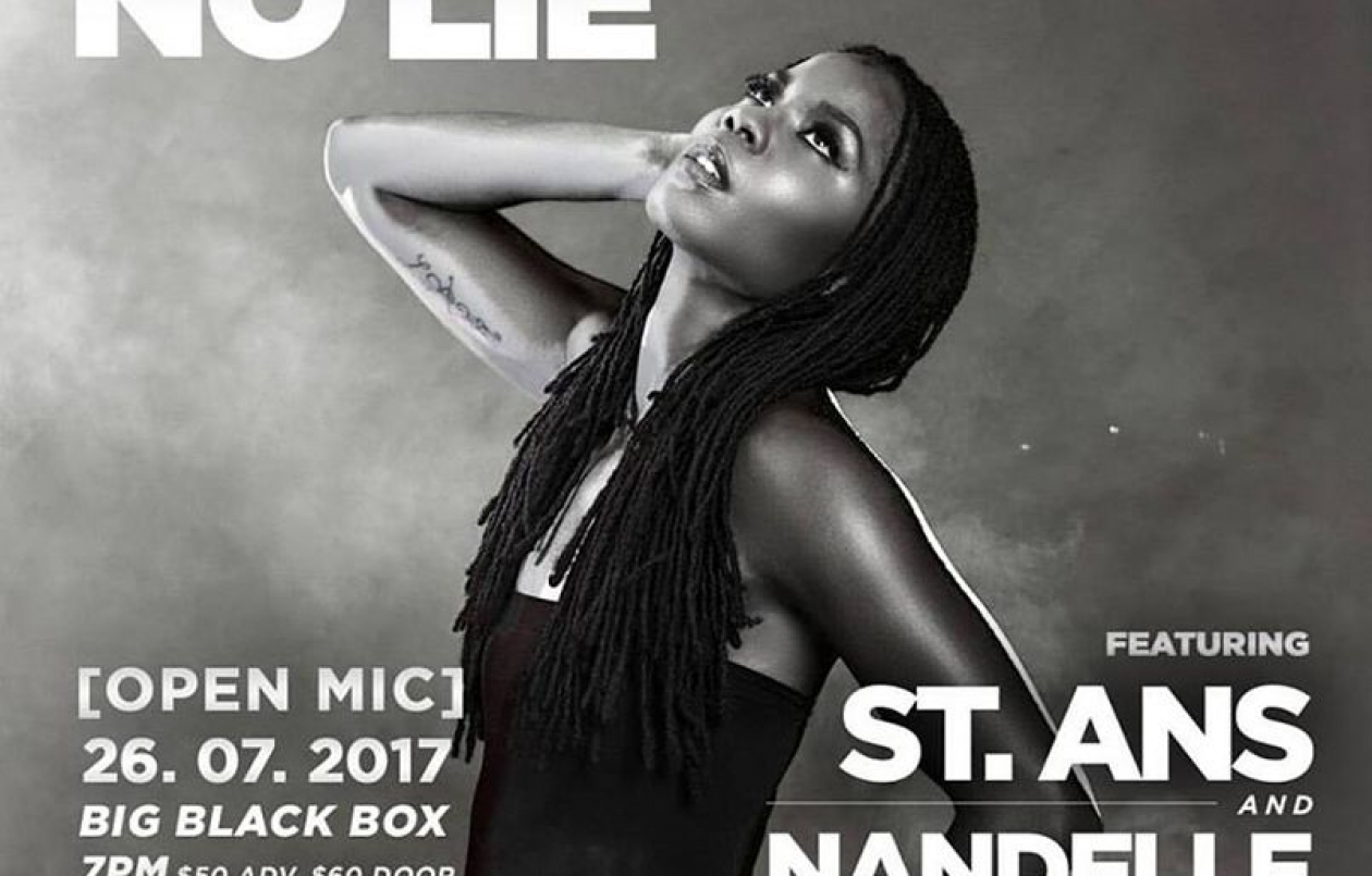 True Talk No Lie - feat. St. Ans & Nandelle
