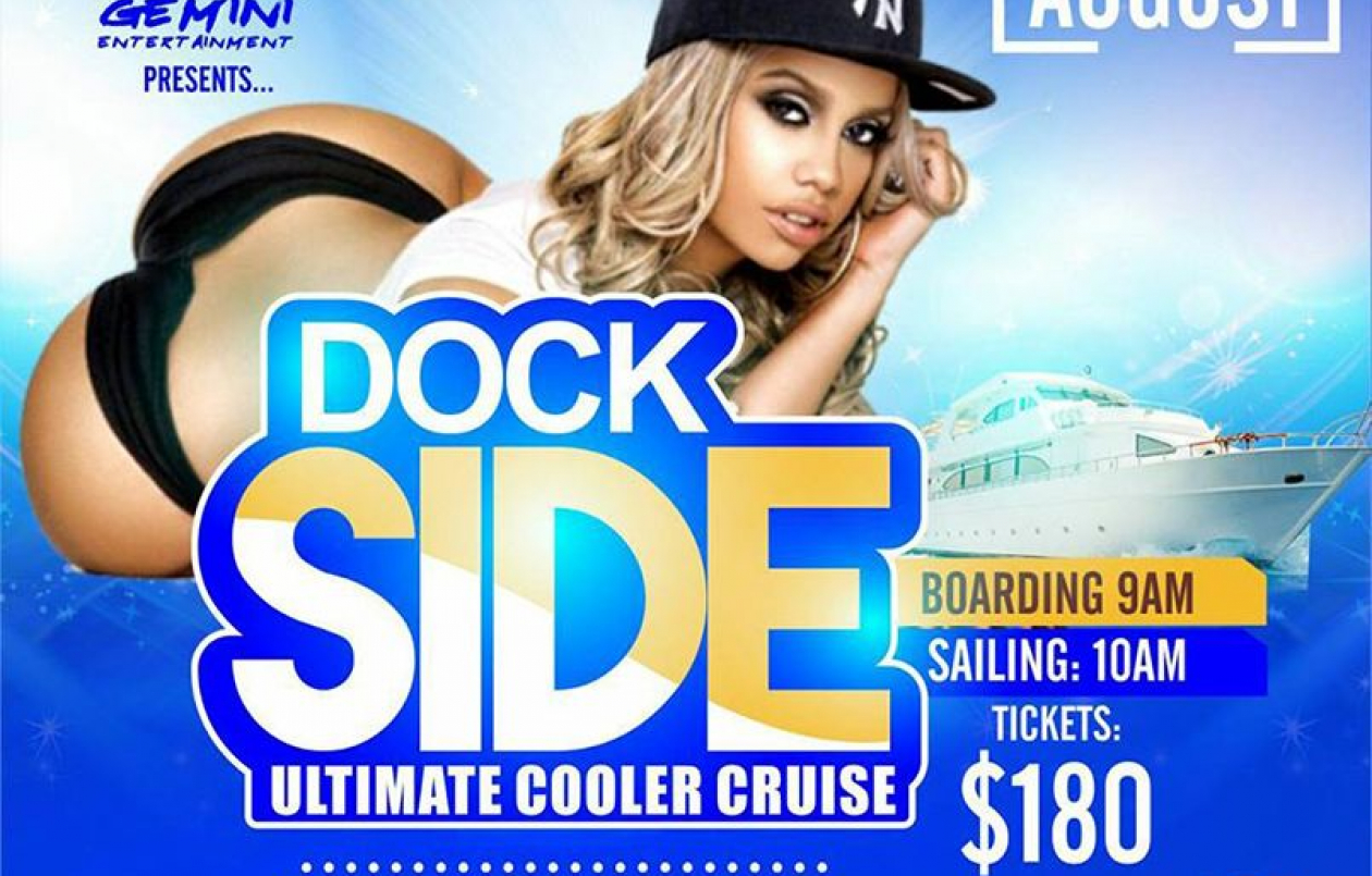 DOCK SIDE The Cooler Cruise