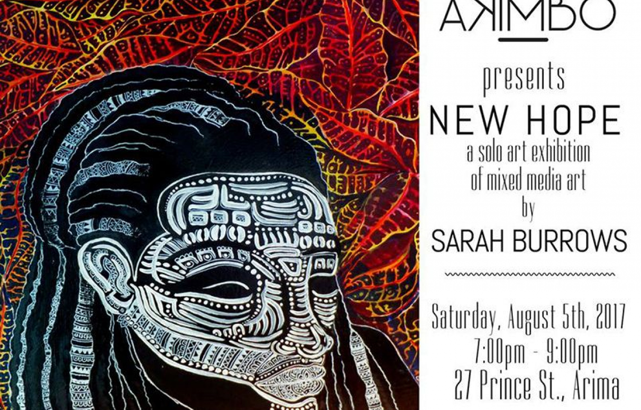 A New Hope: Solo Art Exhibition by Sarah Burrows