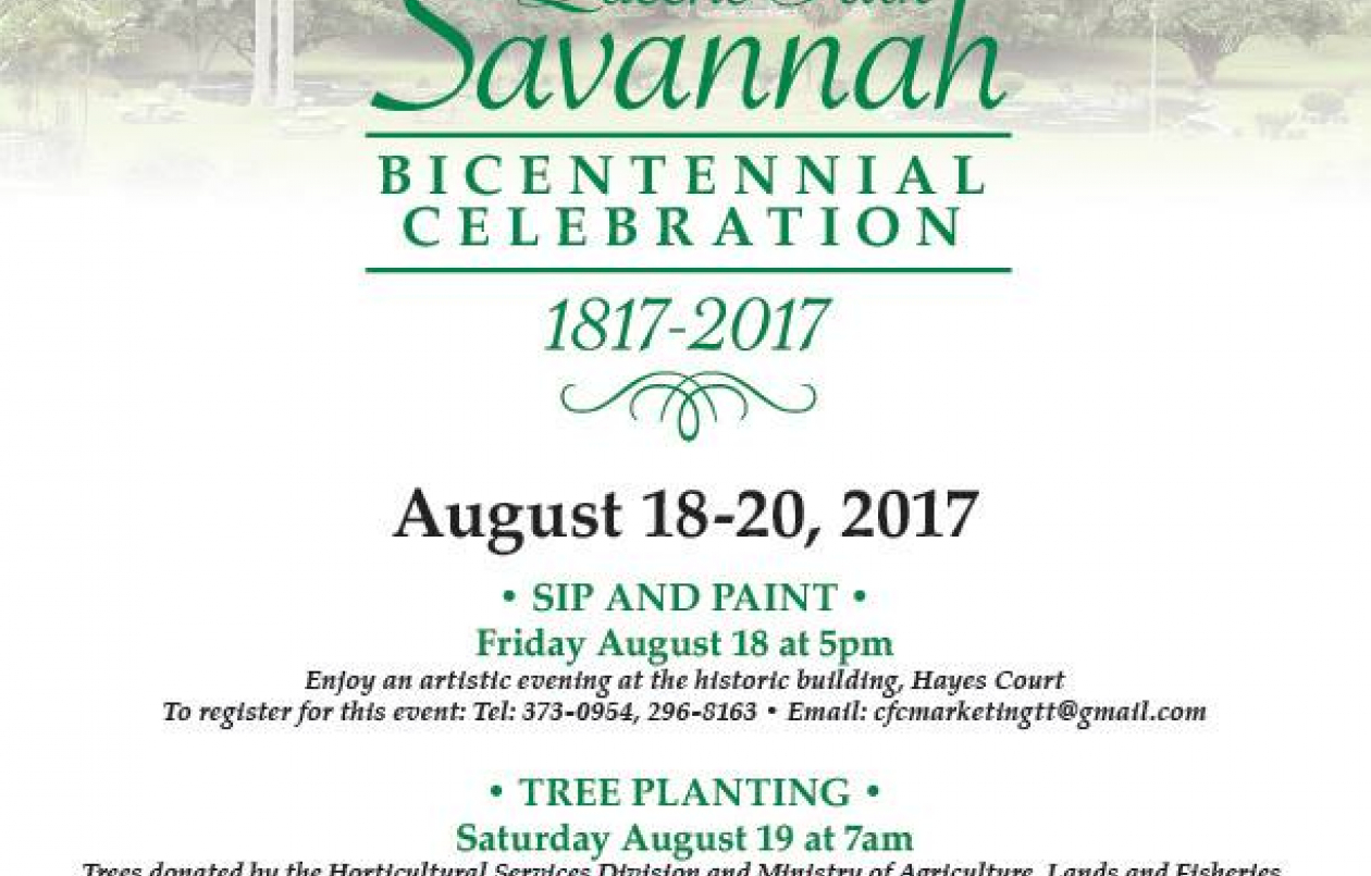Queen's Park Savannah: 200th Anniversary Celebration